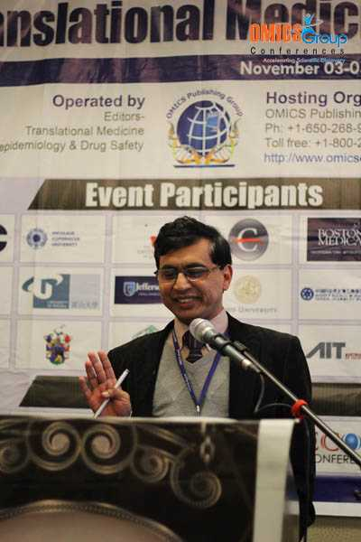 Rajendra Bhimma | OMICS International