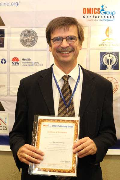 Martin Wehling   OMICS International