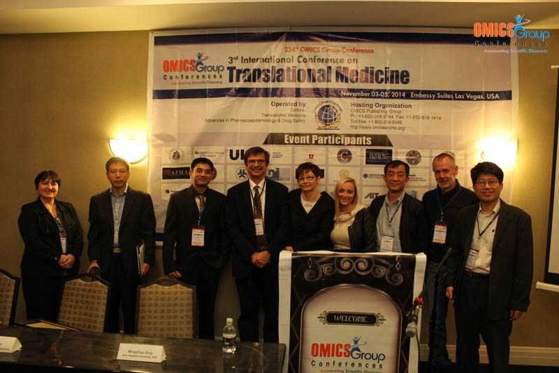Robert McKee   OMICS International