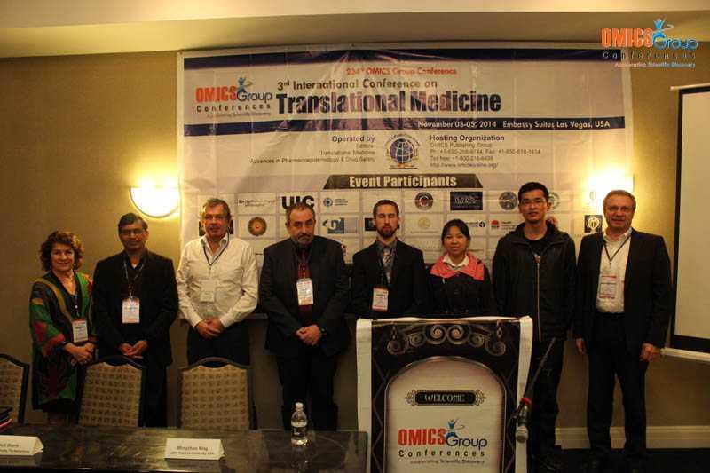 Jingwen Huang   OMICS International