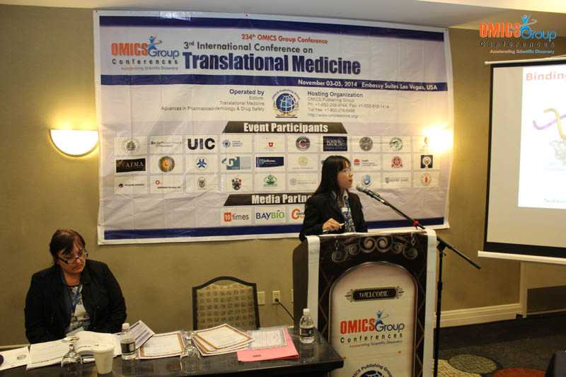 Jingwen Huang | OMICS International