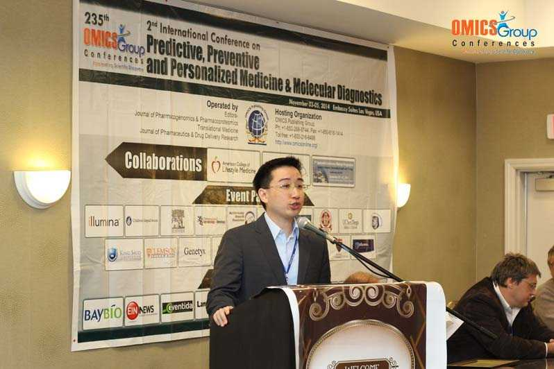 Kelvin K. Tsai | OMICS International