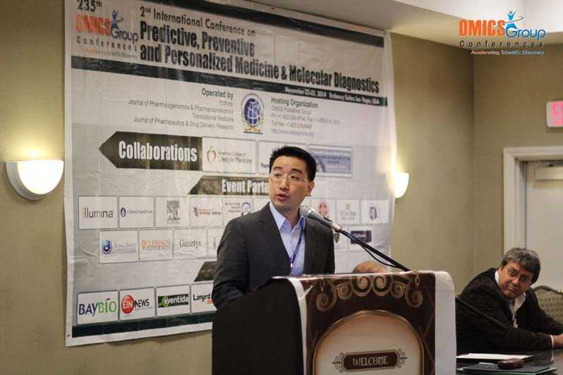 Kelvin K. Tsai | OMICS International