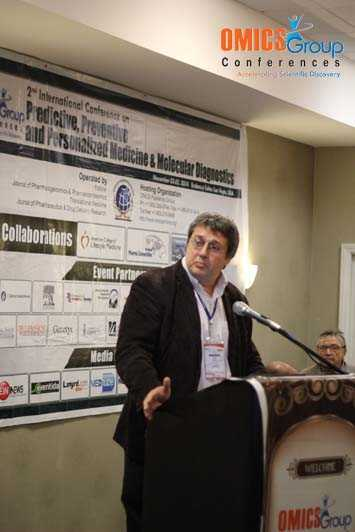 Anton Yuryev | OMICS International