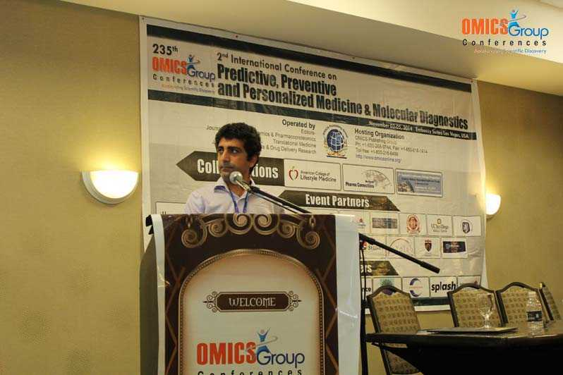 Alireza Hadj Khodabakhshi | OMICS International