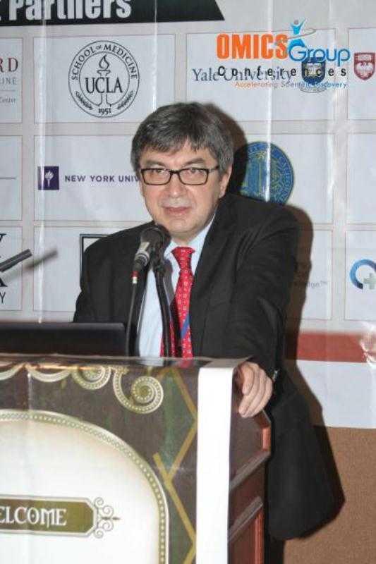 Victor Gabriel Clatici | OMICS International