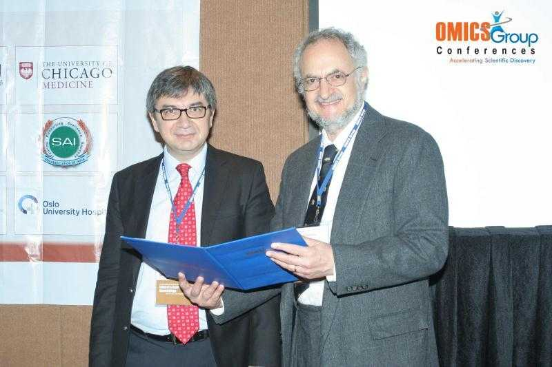 Miroslav Blumenberg | OMICS International
