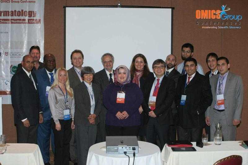 Rossitza Lazova | OMICS International