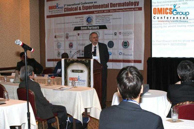 Xianling Cong | OMICS International