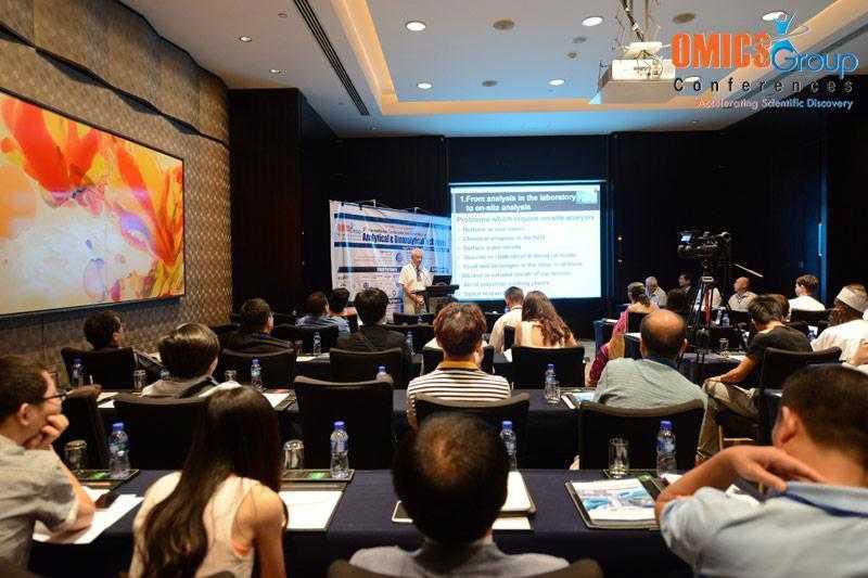 Yuewu Xiao   OMICS International
