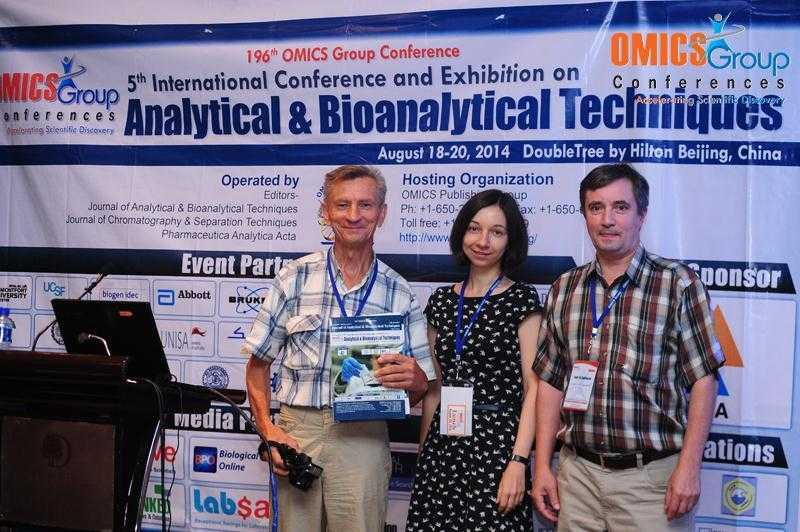Ivan Yu. Sakharov | OMICS International