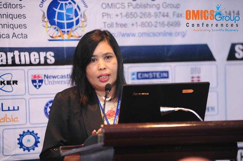 Ani Mulyasuryani   OMICS International