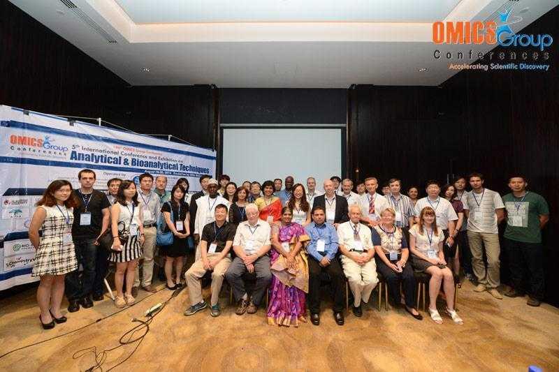 Tie Wang   OMICS International