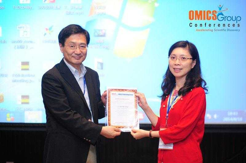 Shu-Hua Cheng | OMICS International
