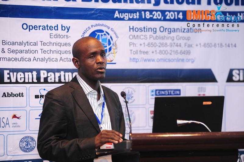 Ahmad Uba | OMICS International