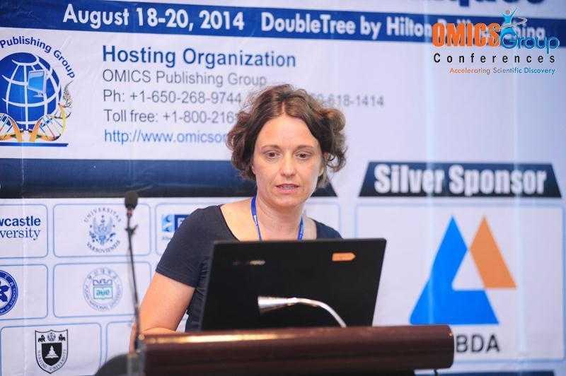 Inez M. Weidinger | OMICS International