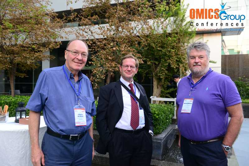 Michael K McMullen | OMICS International
