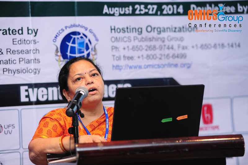 Pratibha Chaturvedi | OMICS International