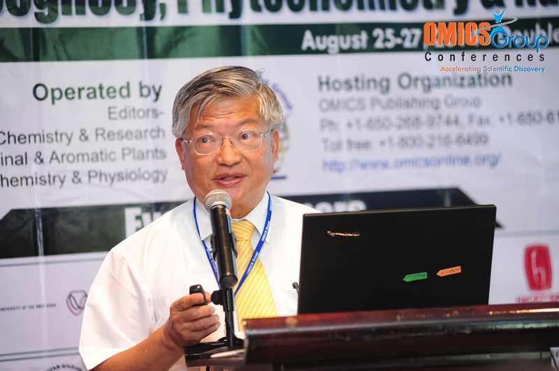Yuan-Shiun Chang | OMICS International