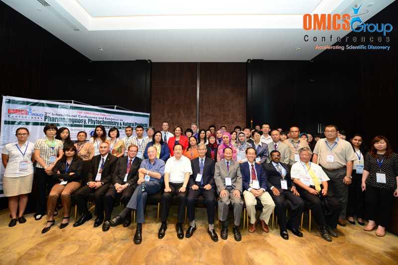 Jan H. van der Westhuizen | OMICS International