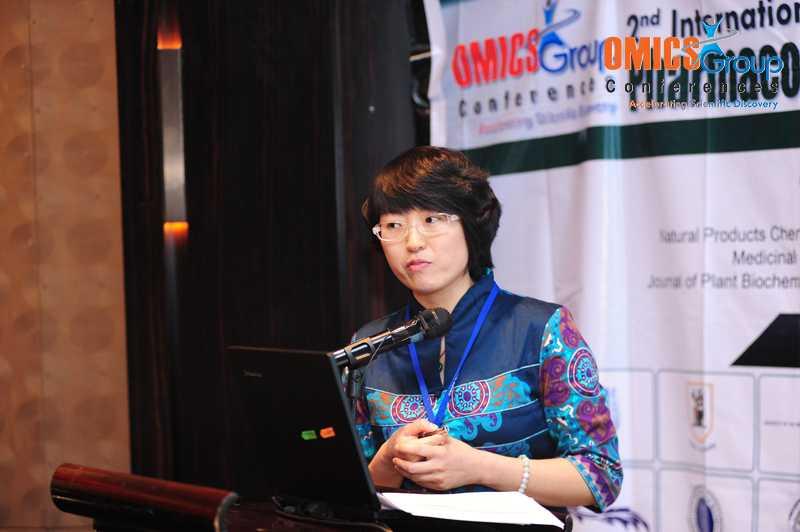 Hongmei Cai | OMICS International