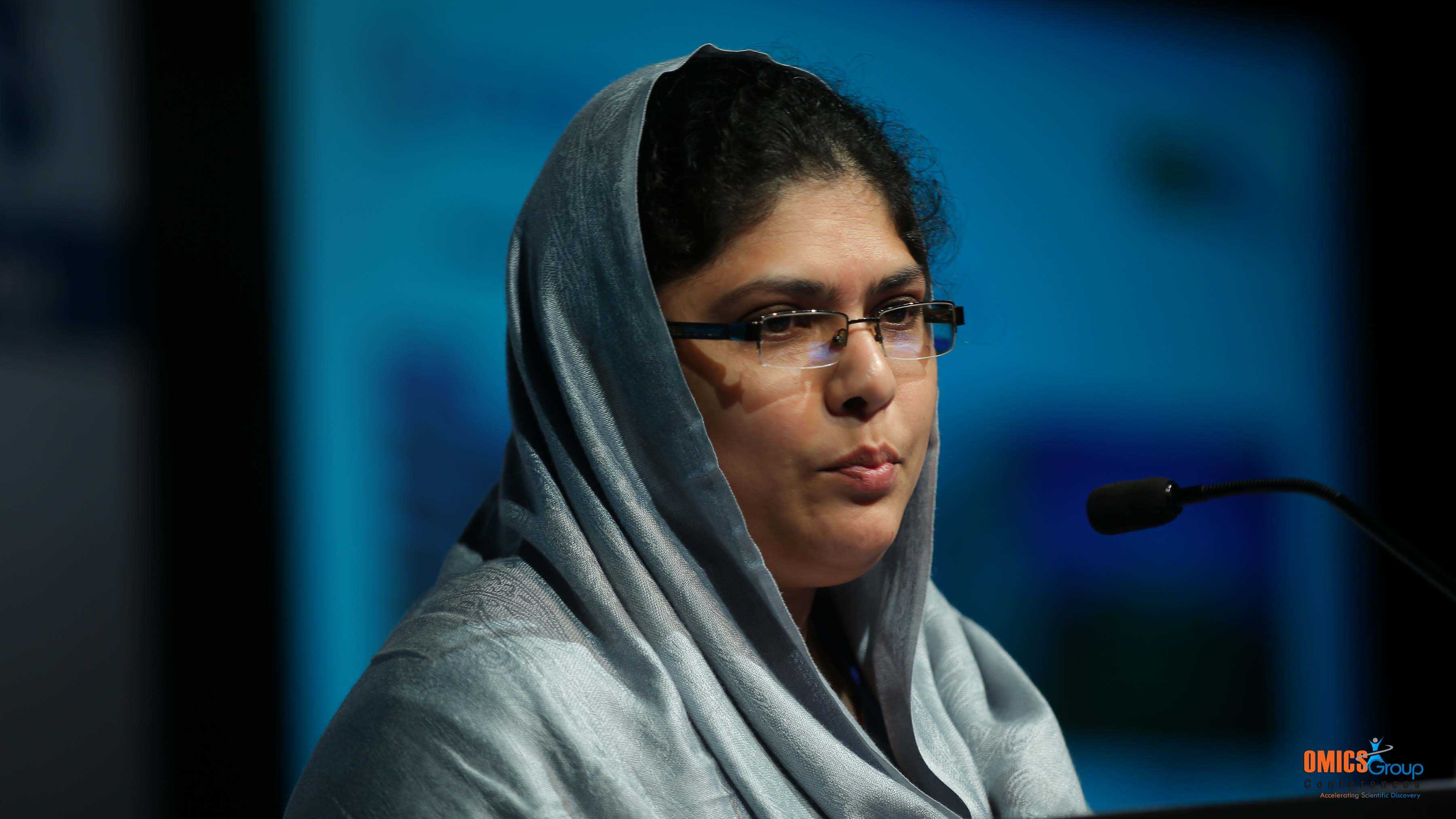 Shabana Khan | OMICS International