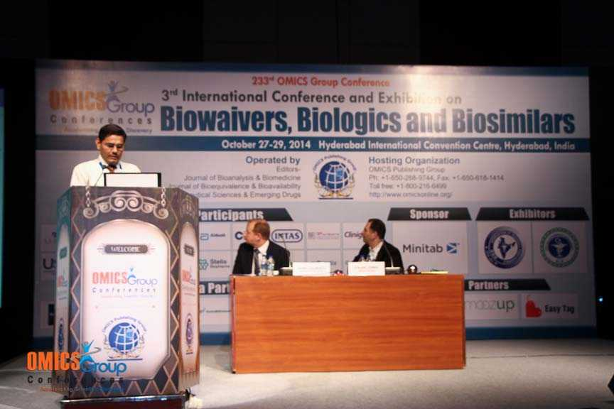 Harish Shandilya | OMICS International