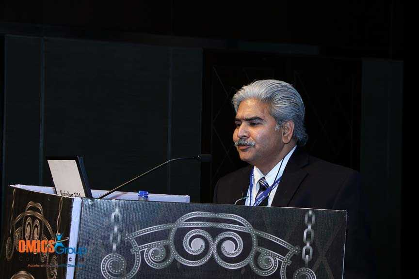 Surendra J Chavan | OMICS International