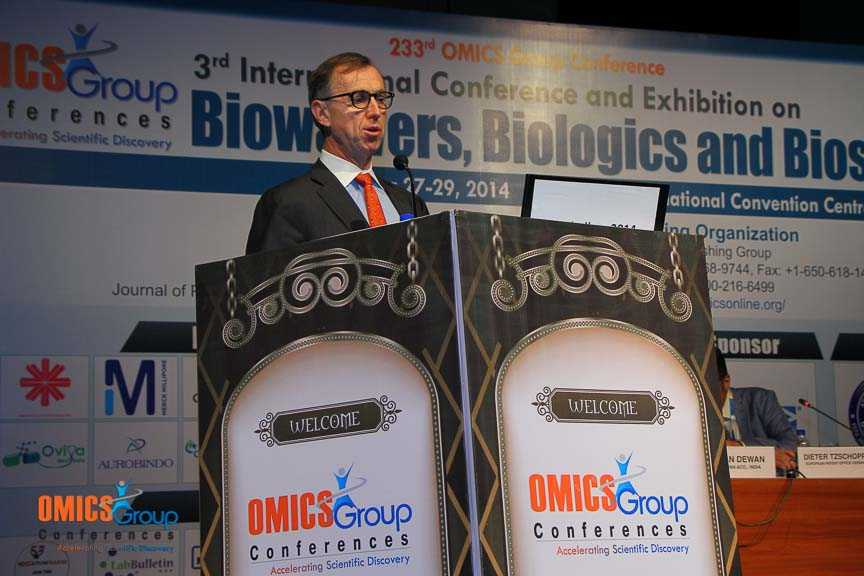 James C Shehan | OMICS International