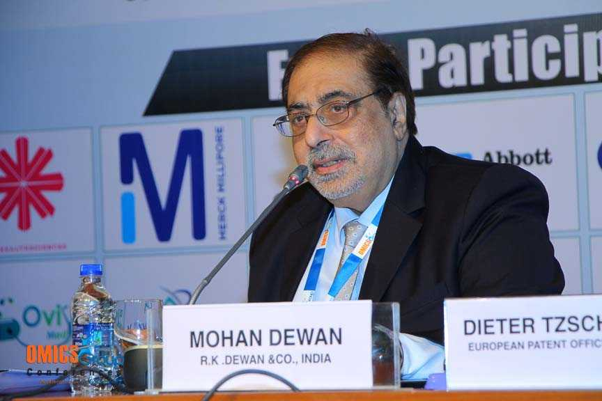Mohan Dewan | OMICS International