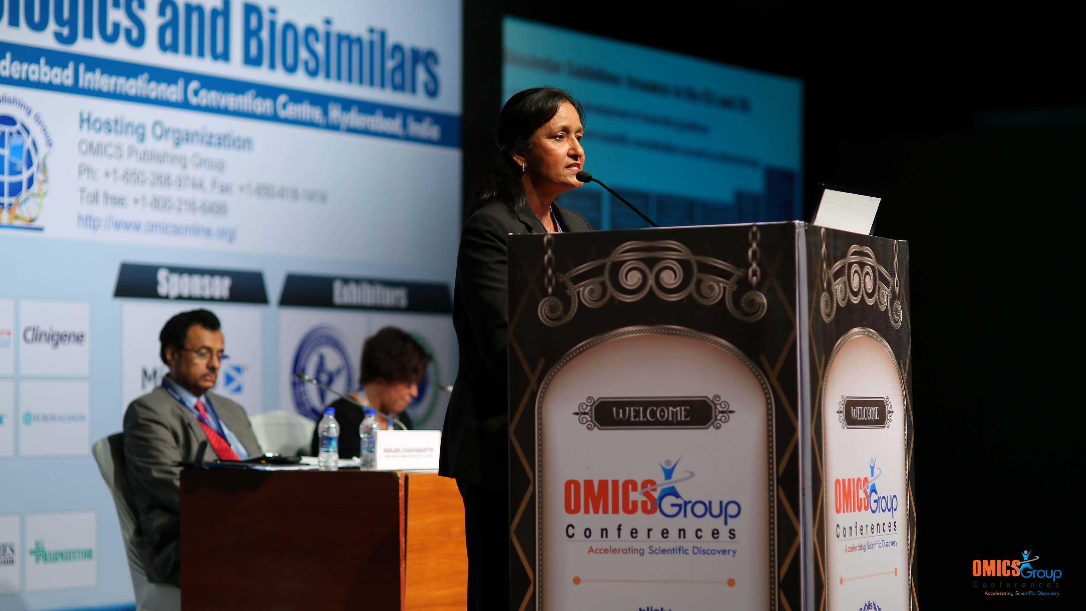 Kamali Chance | OMICS International