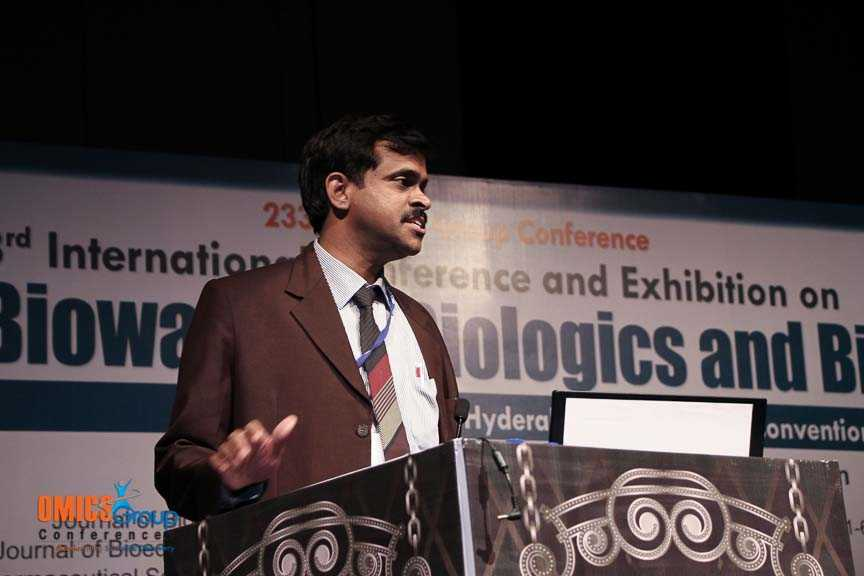 N. Srinivas | OMICS International