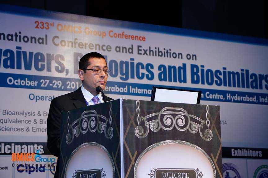 Vivek Kashyap | OMICS International