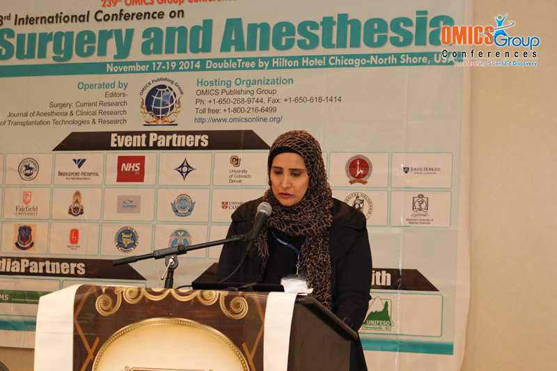 Hanan M Al Ghamdi | OMICS International