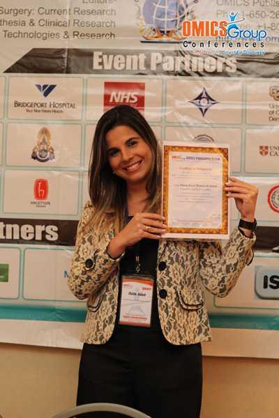 Flavia Secco Tavares de Souza | OMICS International