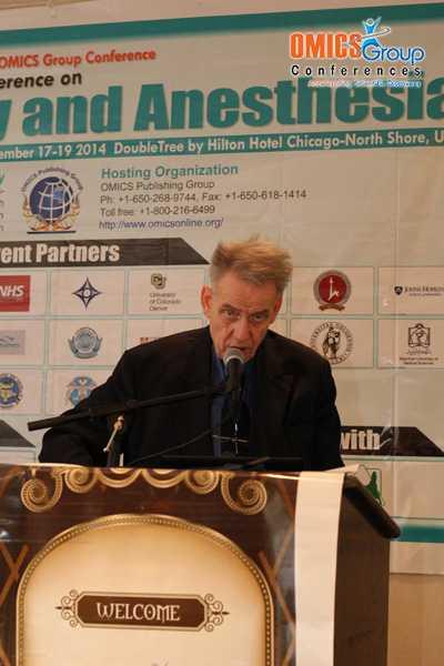 Karl-Fredrik Lindegaard | OMICS International