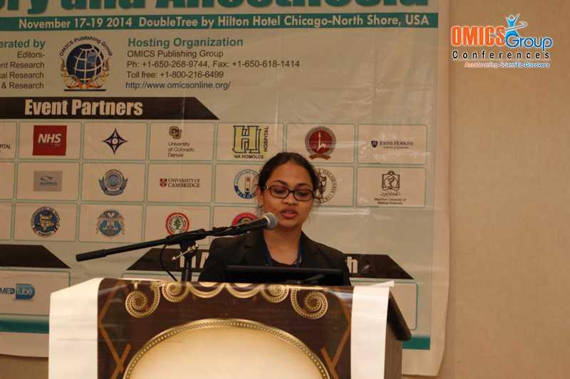 Sariya Mohammadi   OMICS International