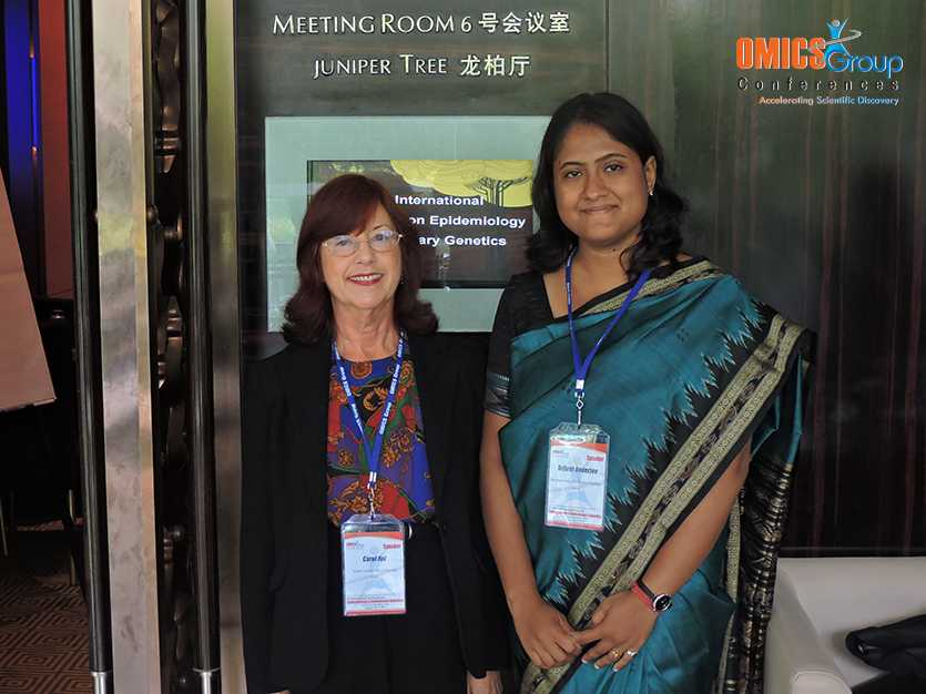 Srijoni Banerjee | OMICS International
