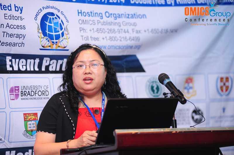 Junqing WU | OMICS International