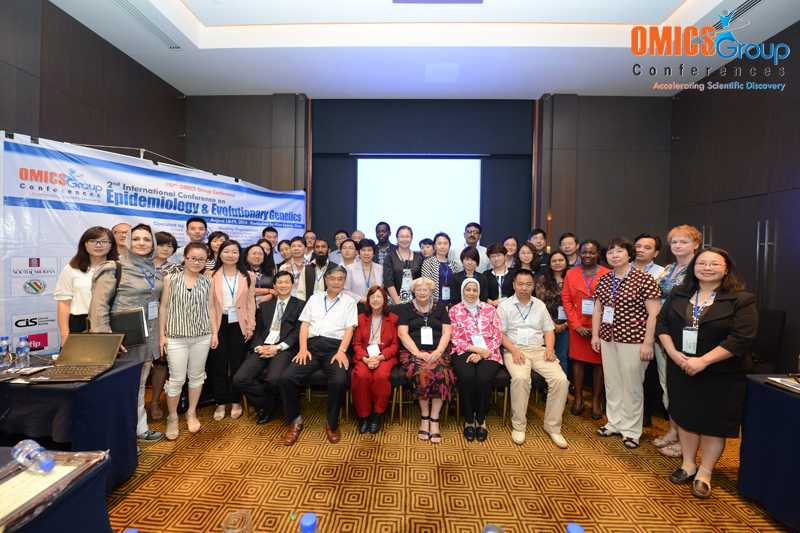 Zhou Jie | OMICS International