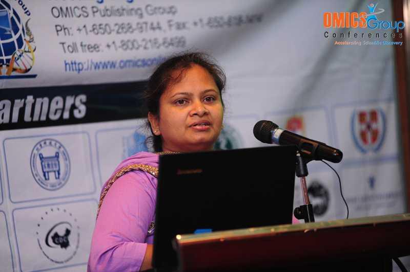 Paramita Sengupta | OMICS International