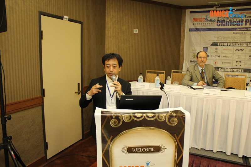 Kazuyoshi Imaizumi | OMICS International