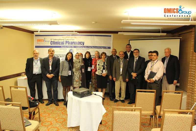 Sabah Akrawi | OMICS International