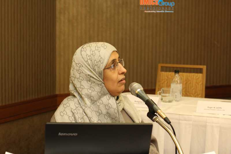 Norah Al-Rowais | OMICS International
