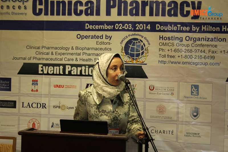 Hind Alkatan | OMICS International