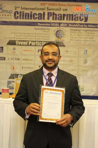 Abdelmoneim Ismail Awad | OMICS International