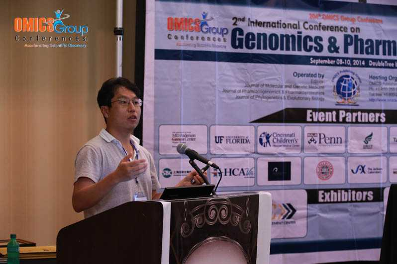 Kyoung-Jae Won | OMICS International