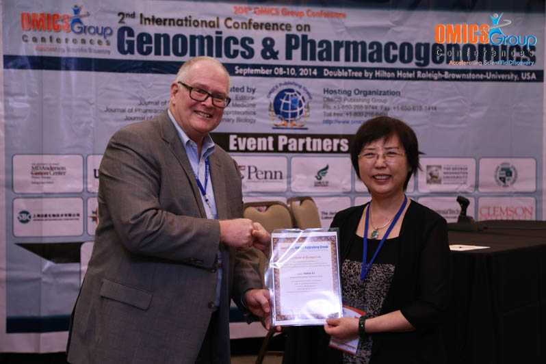 Yuhua Li | OMICS International