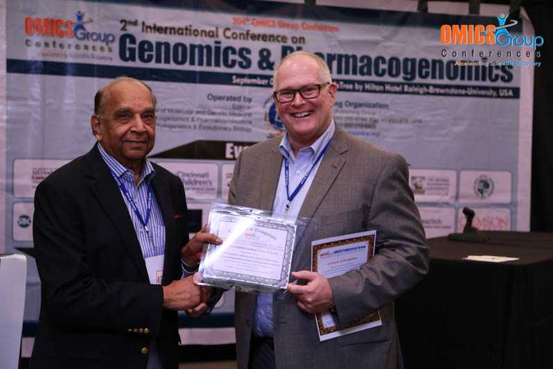 J. Claiborne Stephens | OMICS International