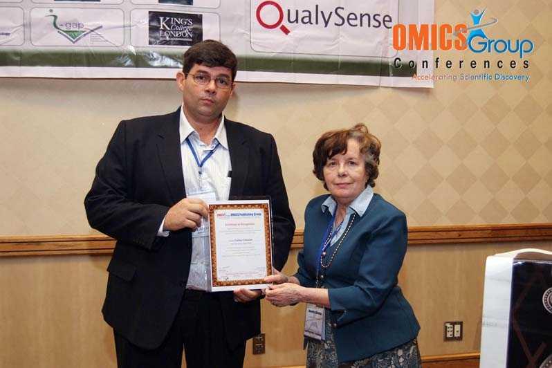 Carlos Corassin   OMICS International